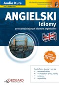 Angielski Idiomy - audiokurs + ebook