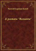 "Z poematu ""Assuanta"" - ebook"