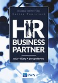 HR Business Partner. Rola. Filary. Perspektywy - ebook