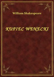 : Kupiec Wenecki - ebook