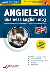 : Angielski Business English mp3 - audiokurs + ebook