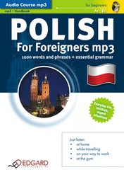 : Polish For Foreigners mp3 - audiokurs + ebook