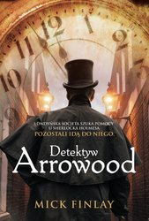 : Detektyw Arrowood - ebook